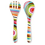 French Bull® Ring 2-Piece Salad Server Set