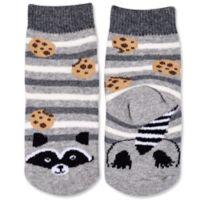 ED Ellen DeGeneres Size 12-24M Raccoon Cookie Socks