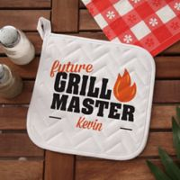 Future Master of the Grill Potholder