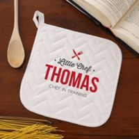 Junior Chef Potholder