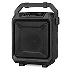 Innovative Technology Outdoor Bluetooth Party Speaker in Black with Trolley