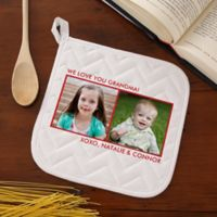Picture Perfect Potholder