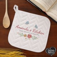Precious Moments® Floral Potholder