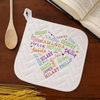 Close To Her Heart Potholder