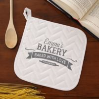 Baked With Love Potholder