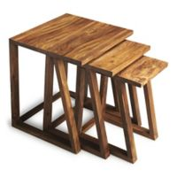 Butler Specialty Company Mira Nesting Tables in Loft (Set of 3)