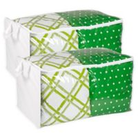 Honey-Can-Do® 2-Pack Jumbo Storage Bags