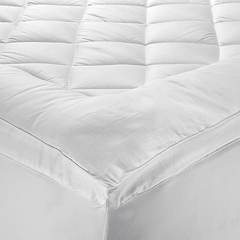 Robin Wilson Home Luxury 100 Cotton Mattress Pad Bed