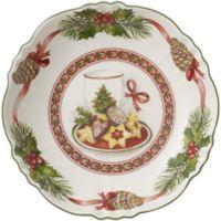 Villeroy & Boch Toy's Fantasy Milk & Cookies 6.5-Inch Bowl