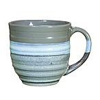 Prima Design Mirage Ceramic Mug in Grey