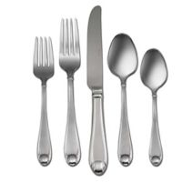 Oneida® Satin Garnet 5-Piece Flatware Place Setting
