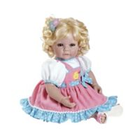 Adora® ToddlerTime Chick Chat Baby Girl Doll with Blonde Hair