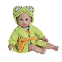 Adora® BathTime Frog Girl Washable Doll