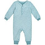 Petit Lem™ Size 6M Organic Cotton Playsuit in Teal