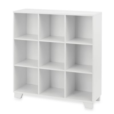 Real Simple® 9 Cube Storage Unit In White
