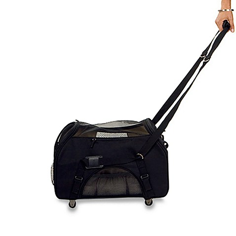 Bergan® Wheeled Comfort Pet Carrier