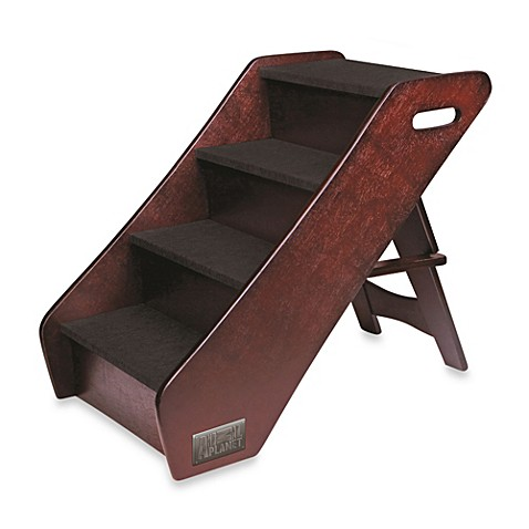 Animal Planet Wooden Pet Stairs Bed Bath Amp Beyond