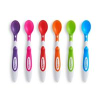 Soft-Tip 6-Pack Infant Spoons