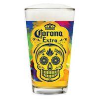 Corona by Luminarc® Day of the Dead Pub Glass