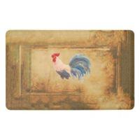 "Vintage Rooster 20"" x 39"" Kitchen Mat"