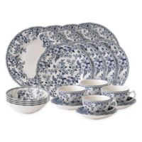 Johnson Brothers Devon Cottage 20-Piece Dinnerware Set