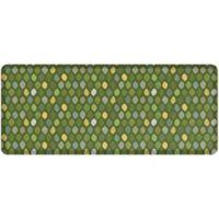 NewLife® By GelPro® Suri 30-Inch x 72-Inch Designer Comfort Mat in Green