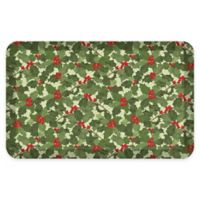NewLife® By Gelpro® 20-Inch x 32-Inch Designer Comfort Mat™ in Holly Sprig Red/Pear
