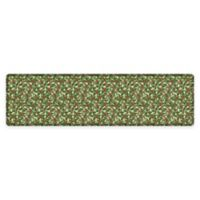 NewLife® By Gelpro® 30-Inch x 108-Inch Designer Comfort Mat™ in Holy Sprig Red/Pear