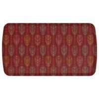 """GelPro® Elite 20"""" x 36"""" McCrae Comfort Floor Mat in Dark Ruby"""