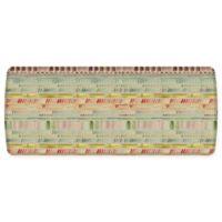 """GelPro® Elite 30"""" x 72"""" Mercado Kitchen Mat in Oyster"""