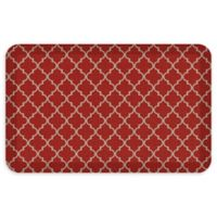 "GelPro® Designer Comfort 20"" x 32"" Lattice Floor Mat in Cherry"