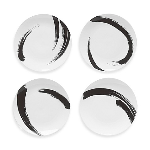 Mikasa® Brushstroke Accent Plate (Set of 4)