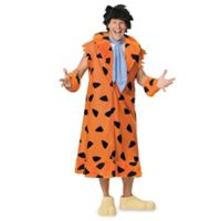 Fred Flintstone Deluxe One-Size Adult Halloween Costume