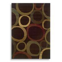 Oriental Weavers Kiawah 3-Foot 7-Inch x 5-Foot 4-Inch Area Rug in Multi/Cooper
