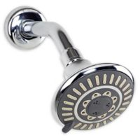 Bath Bliss 5-Function Shower Head in Chrome
