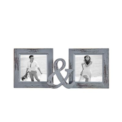 Buy Distressed Grey Picture Frames From Bed Bath Beyond
