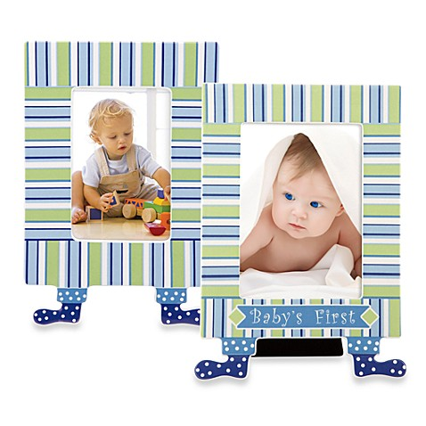 5-Inch Blue Picture Frame