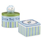 Gorham® Little Boy Blue Round Trinket Box