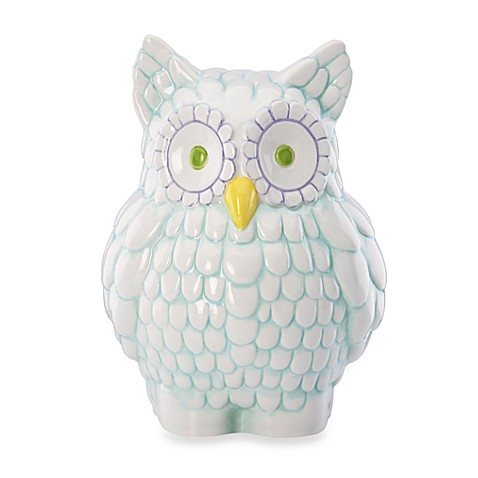 Gorham® Merry Go Round Pitter Patter Owl Bank