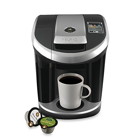 Each Vue pack contains the precise grind and quantity of coffee, tea or cocoa, sealed in an airtight package with a built-in paper filter. The brewing process takes place right inside the disposable cup with no messy grinding, dripping or cleanup. Only for use with the Keurig Vue brewers/5(K).