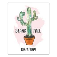 """Designs Direct """"Stand Tall"""" Canvas Wall Art"""