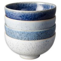Denby Studio Blue Rice Bowl in Blue/White