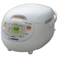 Zojirushi 10-Cup Rice Cooker and Warmer