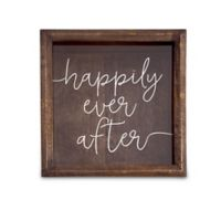 "Mud Pie® ""Happily Ever After"" Keepsake Box"