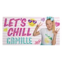 JoJo Siwa Let's Chill Beach Towel