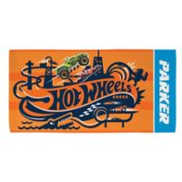 Hot Wheels™ Beach Towel in Orange