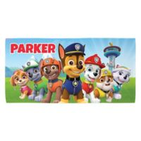 PAW Patrol Action Beach Towel