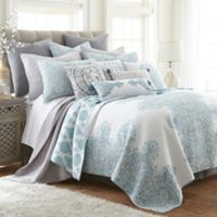 Levtex Home Valen Reversible Twin Quilt Set in Spa