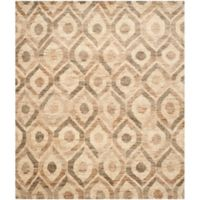 Safavieh Bohemian Adams 5' x 8' Area Rug in Bleach