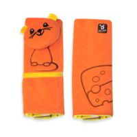 benbat™ Mouse Seat Belt Pals in Orange